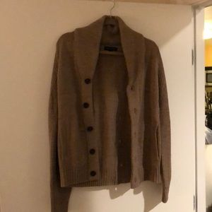 Men's Banana Republic Cardigan size Small